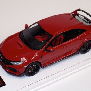 1:18 MOTORHELIX HONDA 2017 CIVIC TYPE R Rallye Red
