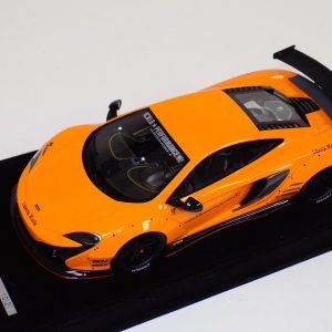 McLaren 650 S LB Performance Liberty walk Gloss Orange