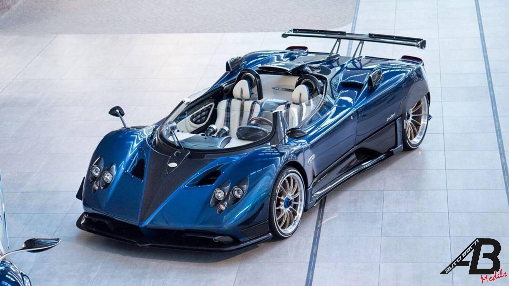 Pagani Zonda HP Barchetta | MR Collection | Pre Order | 1:43