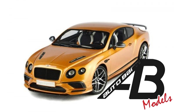 Frontiart Release | 1:18 AvanStyle Bentley Continental SS Champagne