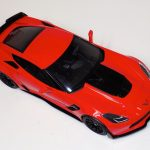 Chevrolet Corvette Z06 C-7 R Edition in Red US005-a