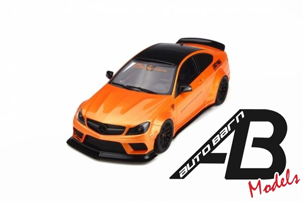 1:18 GT Spirit Mercedes Benz C Class C63 Liberty Walk LB Performance