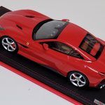Ferrari Portofino with Hard Top Rosso Corsa Red Leather Base-c