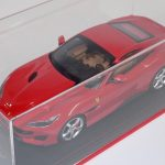 Ferrari Portofino with Hard Top Rosso Corsa Red Leather Base-f