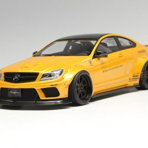 1:18 Mercedes Benz C63 Coupe AMG Liberty Walk LB Performance