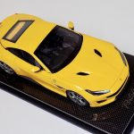 Ferrari Portofino with Hard Top Yellow Carbon Base-a