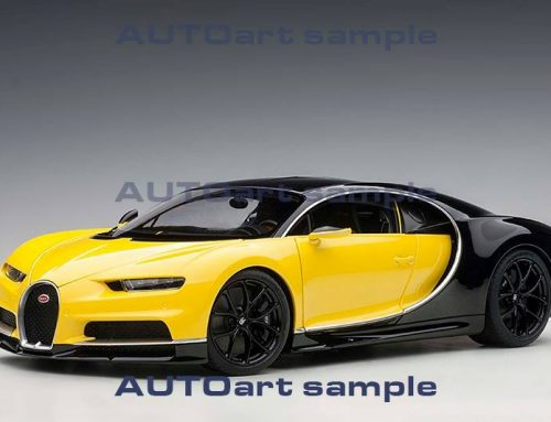 AUTOart News | Bugatti Chiron Sample All Color 2019 | 1:18