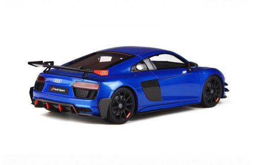 GT Spirit 1:18 Audi R8 Performance Parts 2019 Blue