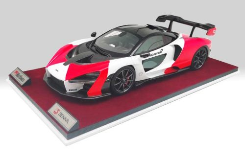 AB Models 1:18 McLaren Senna 2018 Marlboro Color Edition