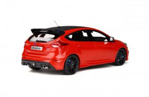 Ottomobile 1:18 Ford Focus RS 2018 Red