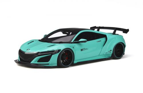 GT Spirit 1:18 Honda NSX Liberty Walk Tiffany Blue
