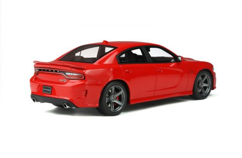 GT Spirit 1:18 Dodge Charger SRT Hellcat Red