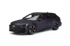 Audi RS 6 Avant 2020 Merlin Purple Satin