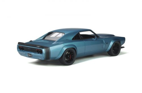 Dodge Super Charger Sema Concept 1968 Blue Poly