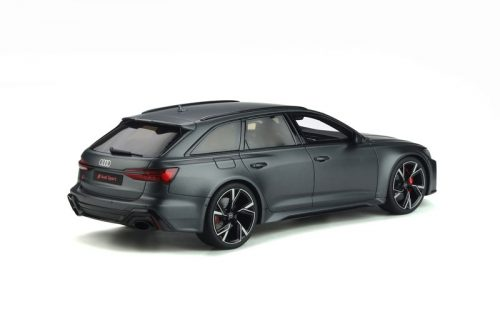 Audi RS6 Avant 2020 Matt Grey