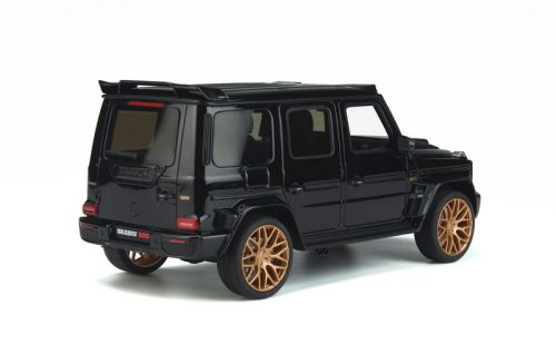 Mercedes Benz G 800 BRABUS Black and Gold Edition